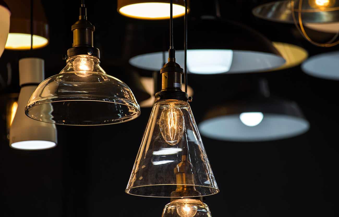 Lampade ristorante
