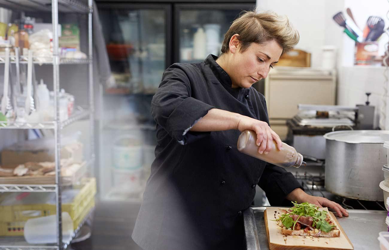 Chef Jeffrey Ween